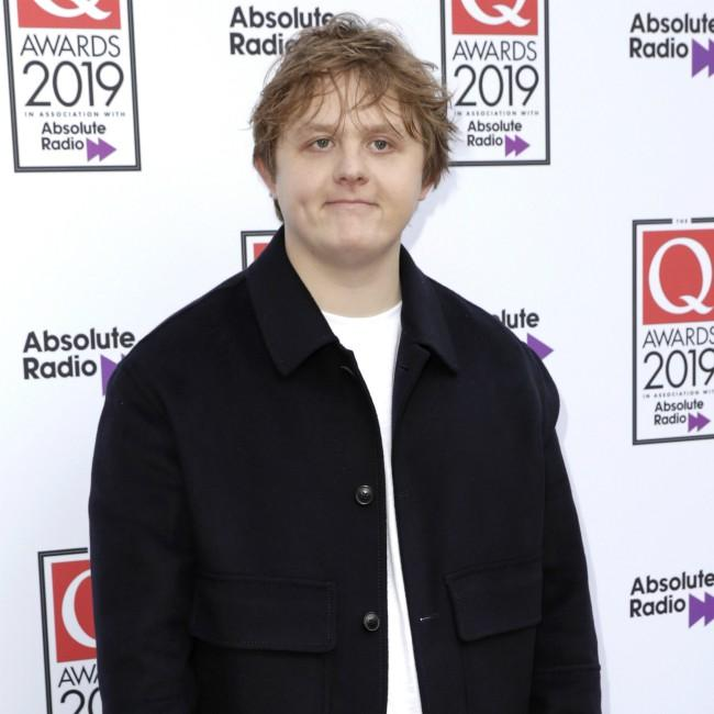 Lewis Capaldi plans to be 'sick in a toilet'