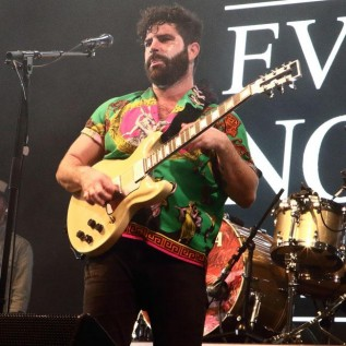 Foals wrote latest album in pubs to get a sense of the nation's anxiety