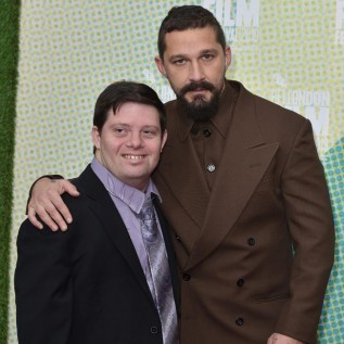 Shia LaBeouf's 'cynical gene' softened by co-star