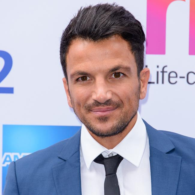 Peter Andre doesn't want to see gendered award show categories abolished