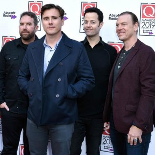 Jimmy Eat World never expected to be around for 25 years