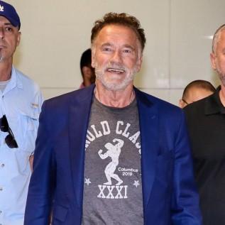 Arnold Schwarzenegger: I've helped to redefine action roles