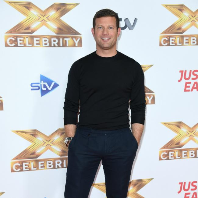 Dermot O'Leary jokes Louis Walsh comes up with 'same old every year' on X Factor