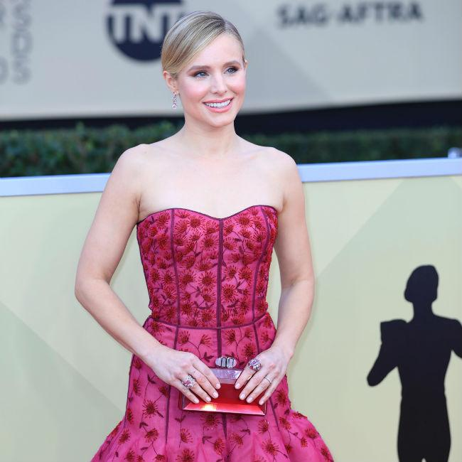 Kristen Bell: Exercise makes me strong