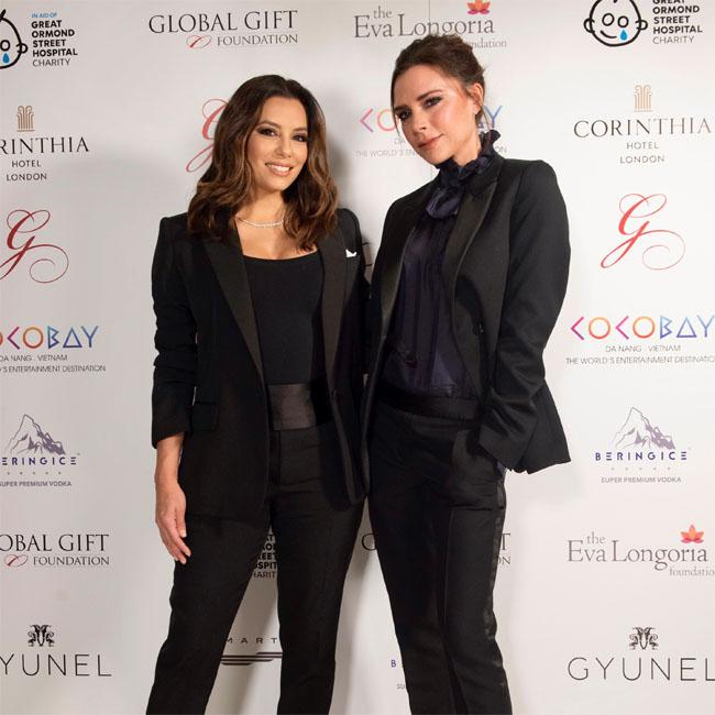 Eva Longoria advised by Victoria Beckham