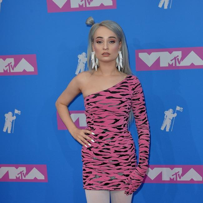 Kim Petras doesn't want to be known as a transgender artist