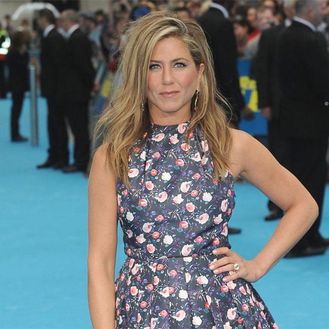 Jennifer Aniston wants fans to see behind the Hollywood glam