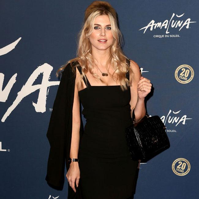Ashley James isn't looking for love