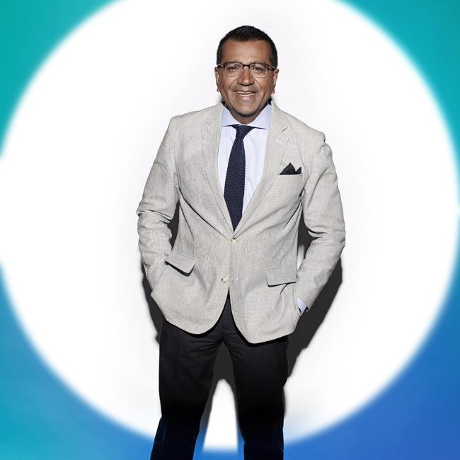 Martin Bashir teases 'uplifting  X Factor: Celebrity performance