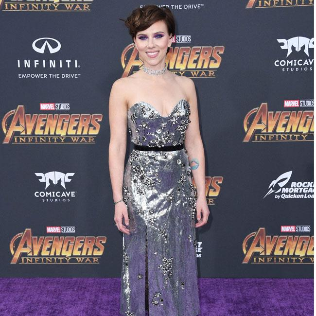 Scarlett Johansson has a 'fulfilled' personal life