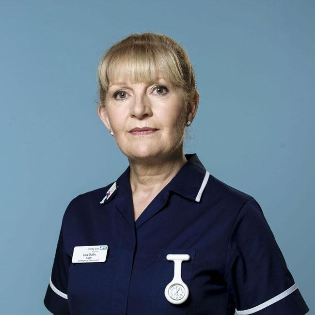 Cathy Shipton leaving Casualty