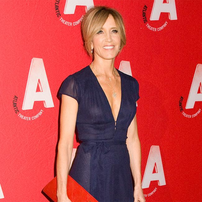 Felicity Huffman is 'doing well' in prison