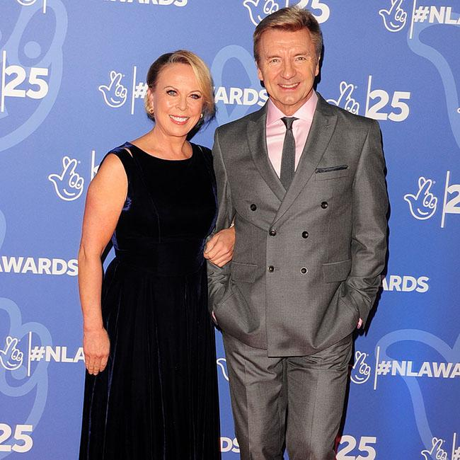 Torvill and Dean think John Barrowman will bring excitement to Dancing On Ice
