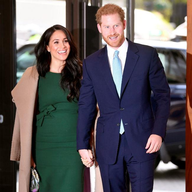Prince Harry's son has his hair colour