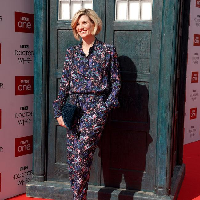 Jodie Whittaker awarded honorary doctorate