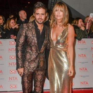 Vogue Williams and Spencer Matthews' second wedding was a 'party for friends'