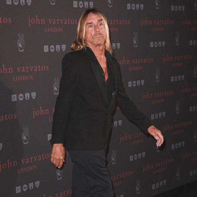 Iggy Pop wanted to be president