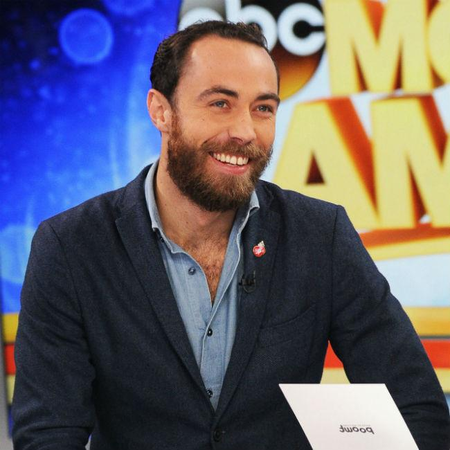 James Middleton couldn't be happier to be engaged to Alizee Thevenet