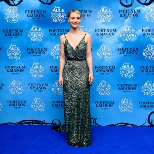 Mia Wasikowska loves being 30