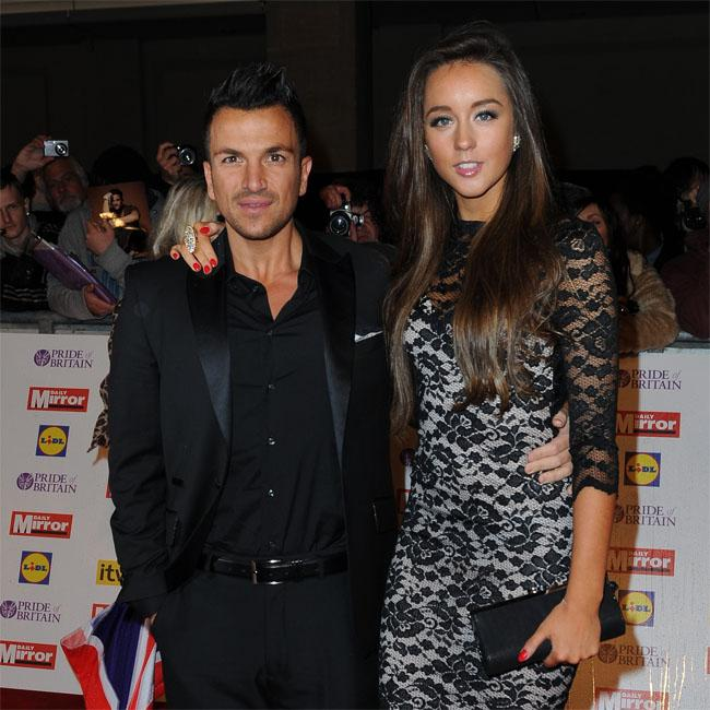 Peter Andre and Emily have regular date nights