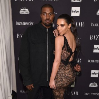 Kim Kardashian West praised Kanye West for teaching her to stand her ground