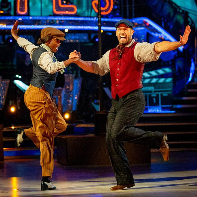 Kelvin Fletcher admits Strictly is helping him move on from Emmerdale
