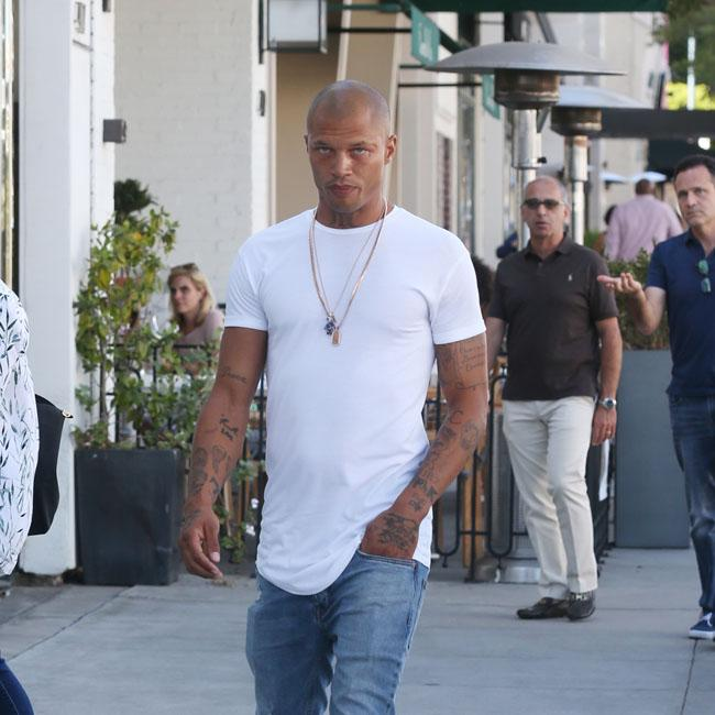 Jeremy Meeks 'sued' after two luxury rental cars he hired were wrecked