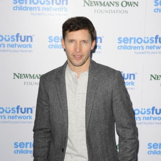 James Blunt was 'lucky to know' Carrie Fisher