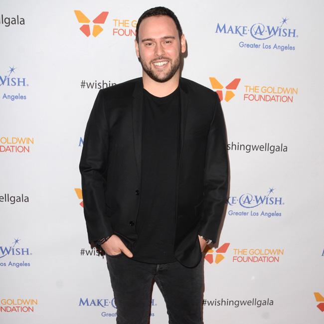 Scooter Braun won't participate in Taylor Swift feud