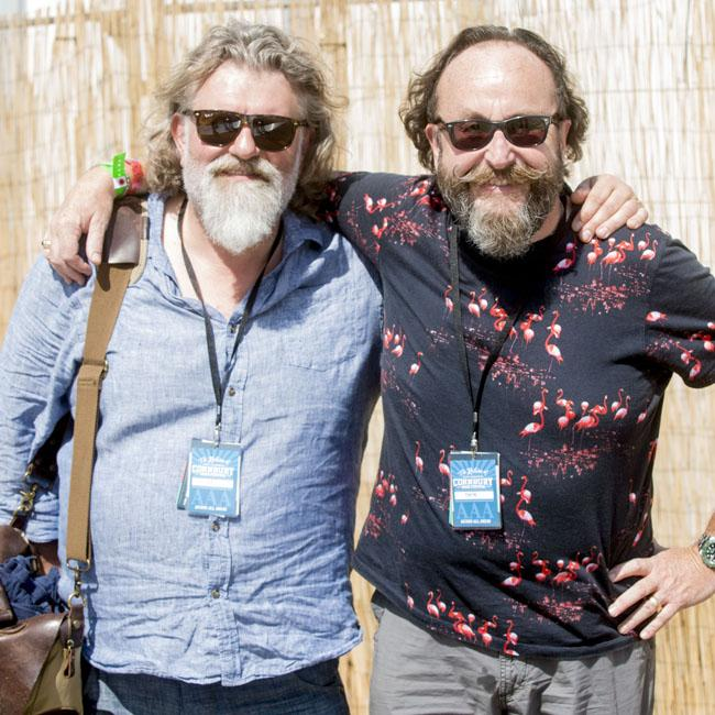 The Hairy Bikers think they are the Morecambe and Wise of cooking shows