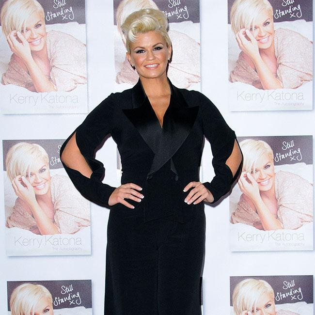 Kerry Katona thinks James McAvoy is the Sexiest Man Alive