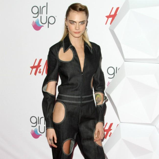 Cara Delevingne was 'rotting' in early career