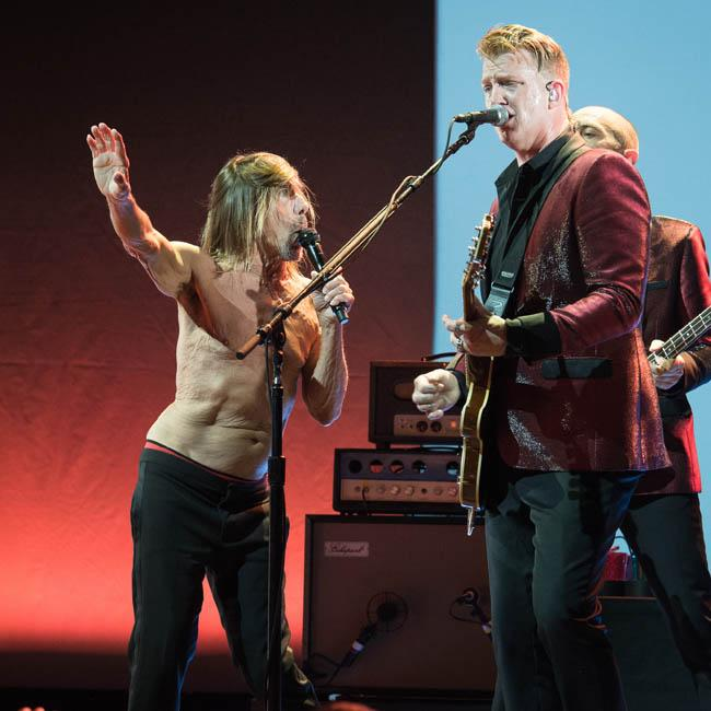 Josh Homme used 'every trick he saved' on Iggy Pop's Post Pop Depression