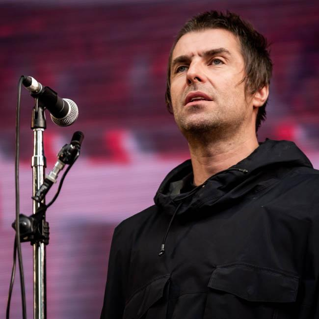 Liam Gallagher wants to contact fan scarred by flare at Sheffield show