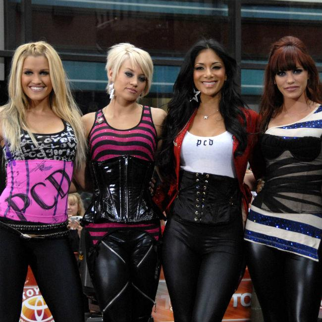 Pussycat Dolls line up comeback show