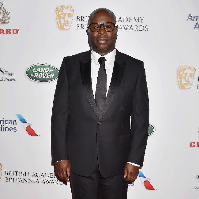 Steve McQueen's dad was 'scared' about his career choice