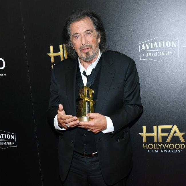 The Irishman wins big at Hollywood Film Awards