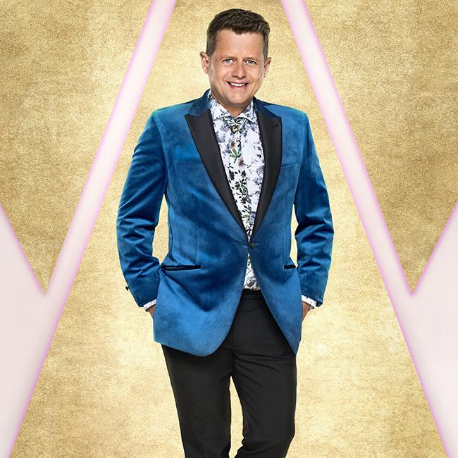 Mike Bushell books Blackpool hotel for Strictly shows