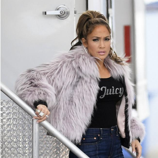 Jennifer Lopez was asked to strip by director
