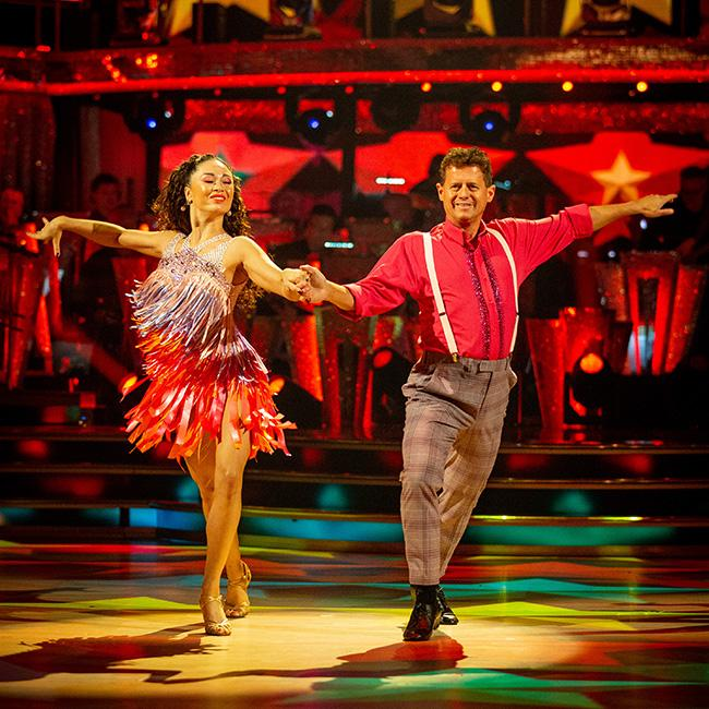 Mike Bushell gets axed from Strictly Come Dancing