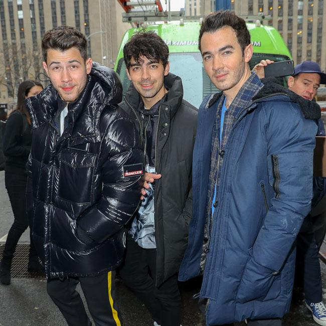 Jonas Brothers enjoy 'greatest year'