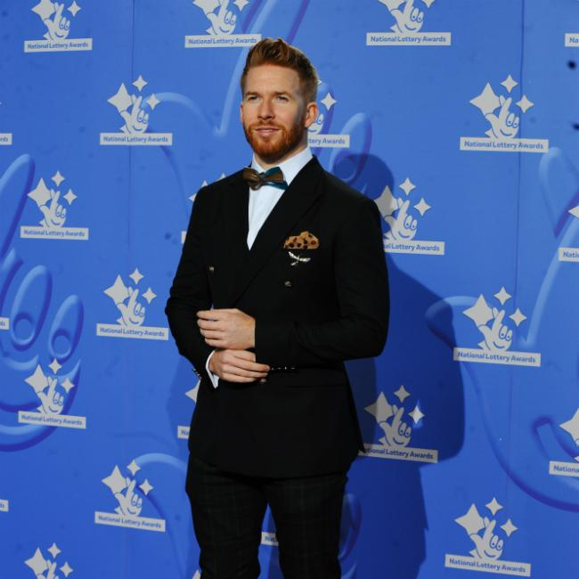 Neil Jones 'positive' about Strictly Come Dancing return this weekend