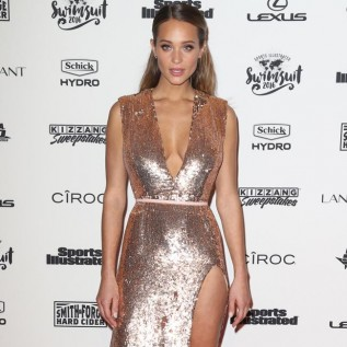 Hannah Jeter jokes about 'going into hiding' following pregnancy