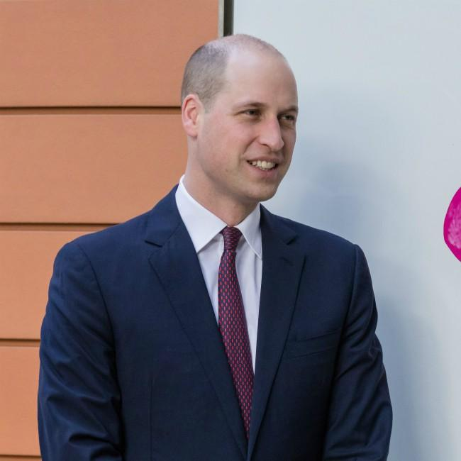Prince William praises air ambulance service