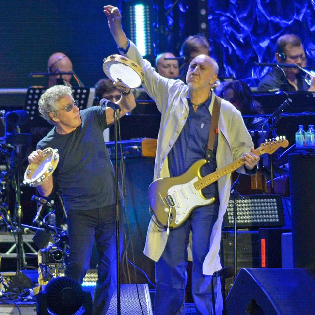 Pete Townshend and Roger Daltrey's 'affectionate' bond keeps The Who ticking