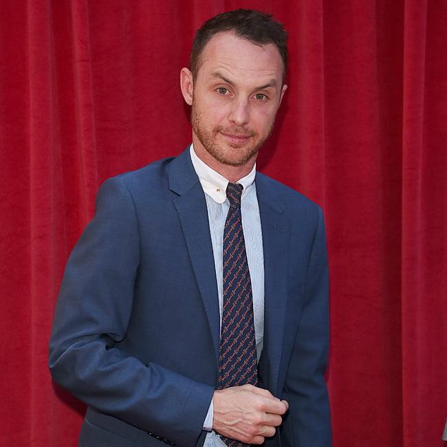 Gregory Finnegan hints at 'dark' Hollyoaks Christmas for James Nightingale