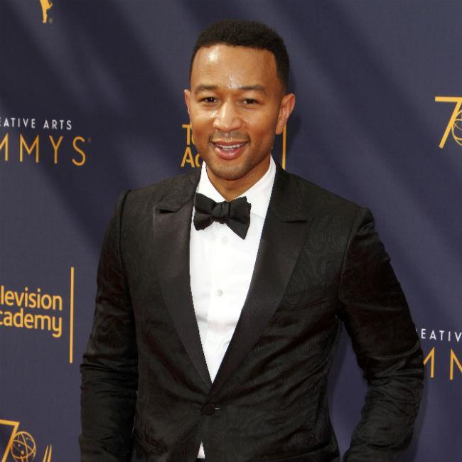 John Legend enjoying sexiest man title