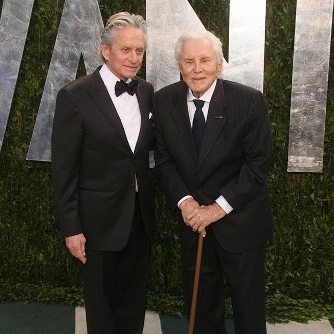 Kirk Douglas doesn't want big 103rd birthday party