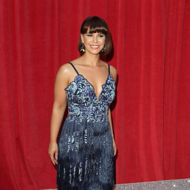 Hollyoaks plays Christmas Carol prank on Jessica Fox