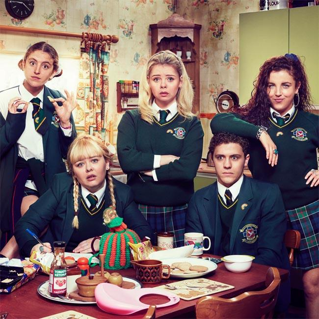 Derry Girls to star in Great British Bake Off festive special